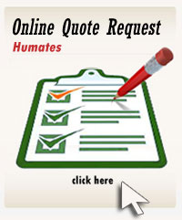 Online Quote Request Form
